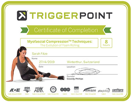 Triggerpoint Myofascial Compression  Techniques